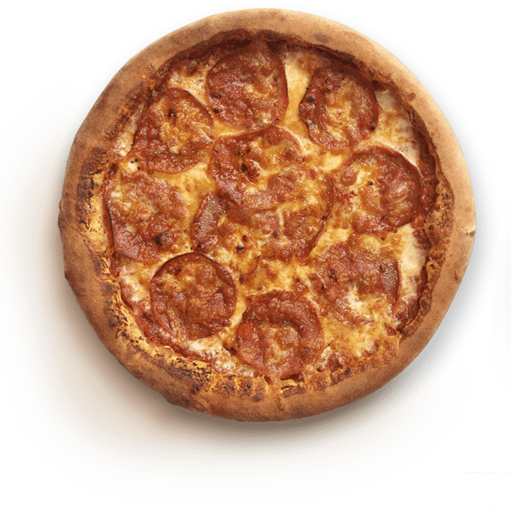 Pizza Pepperoni-Fromage